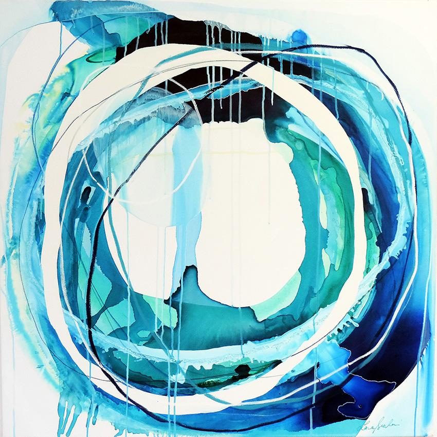 Australian artist Lara Scolari - The Corner Store Gallery