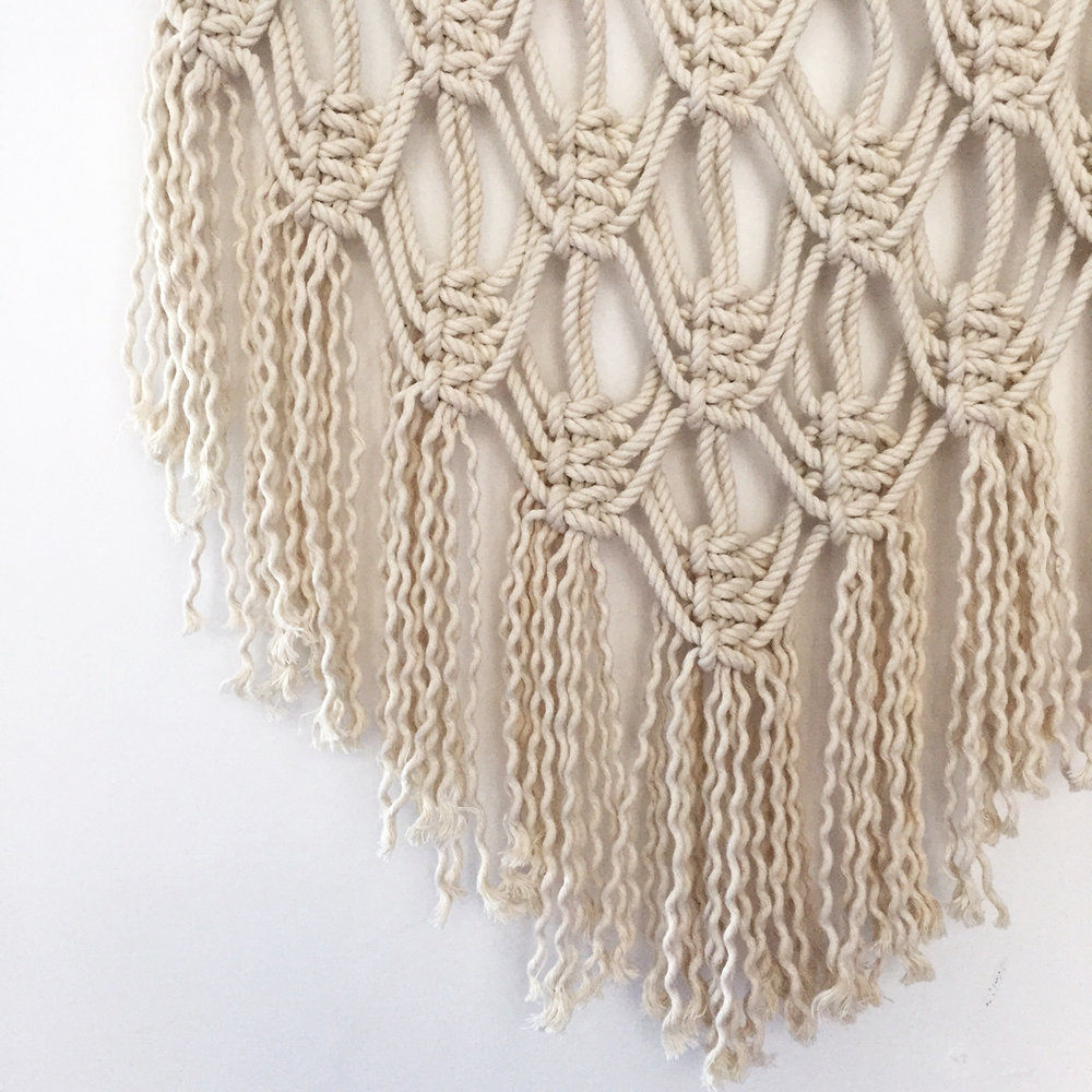 Macrame Workshop - The Corner Store Gallery