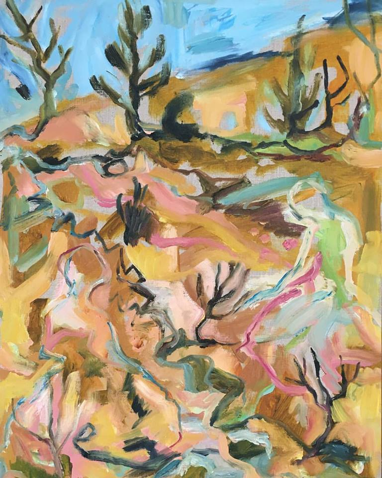 Australian Artist Ruth Stone - The Corner Store Gallery