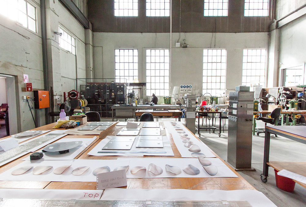 The Corner Store Gallery - Studio visit and interview with glass artist Alexandra Frasersmith