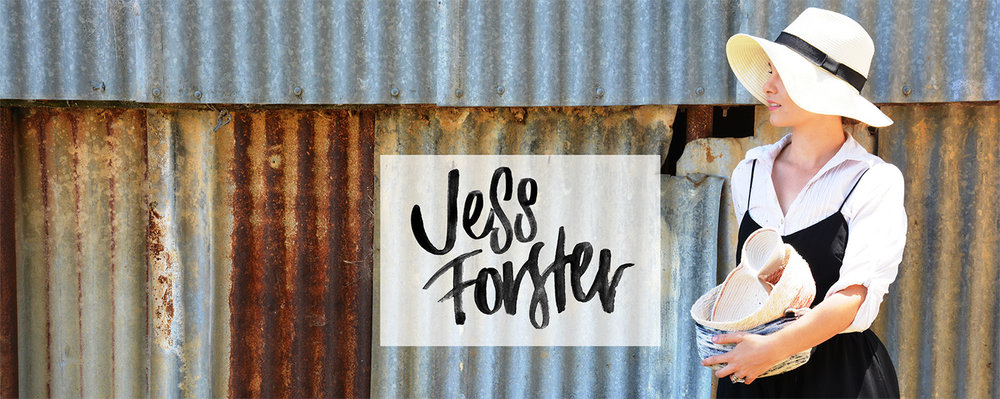 The Corner Store Gallery - Jess Forster Design