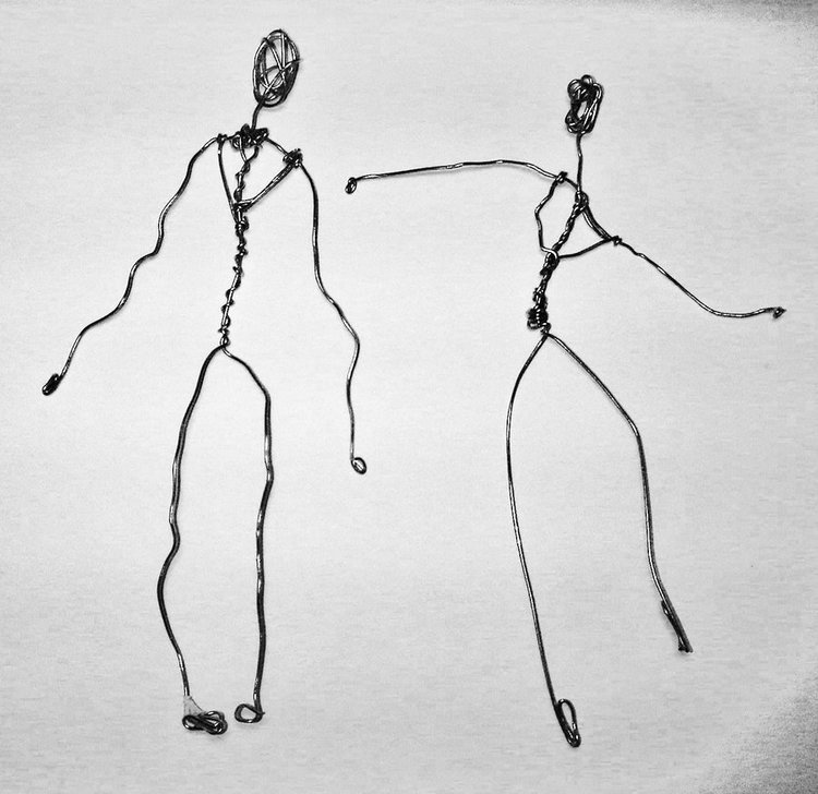 School Holiday Workshops - Animal Print & Wire Figures — The Corner ...