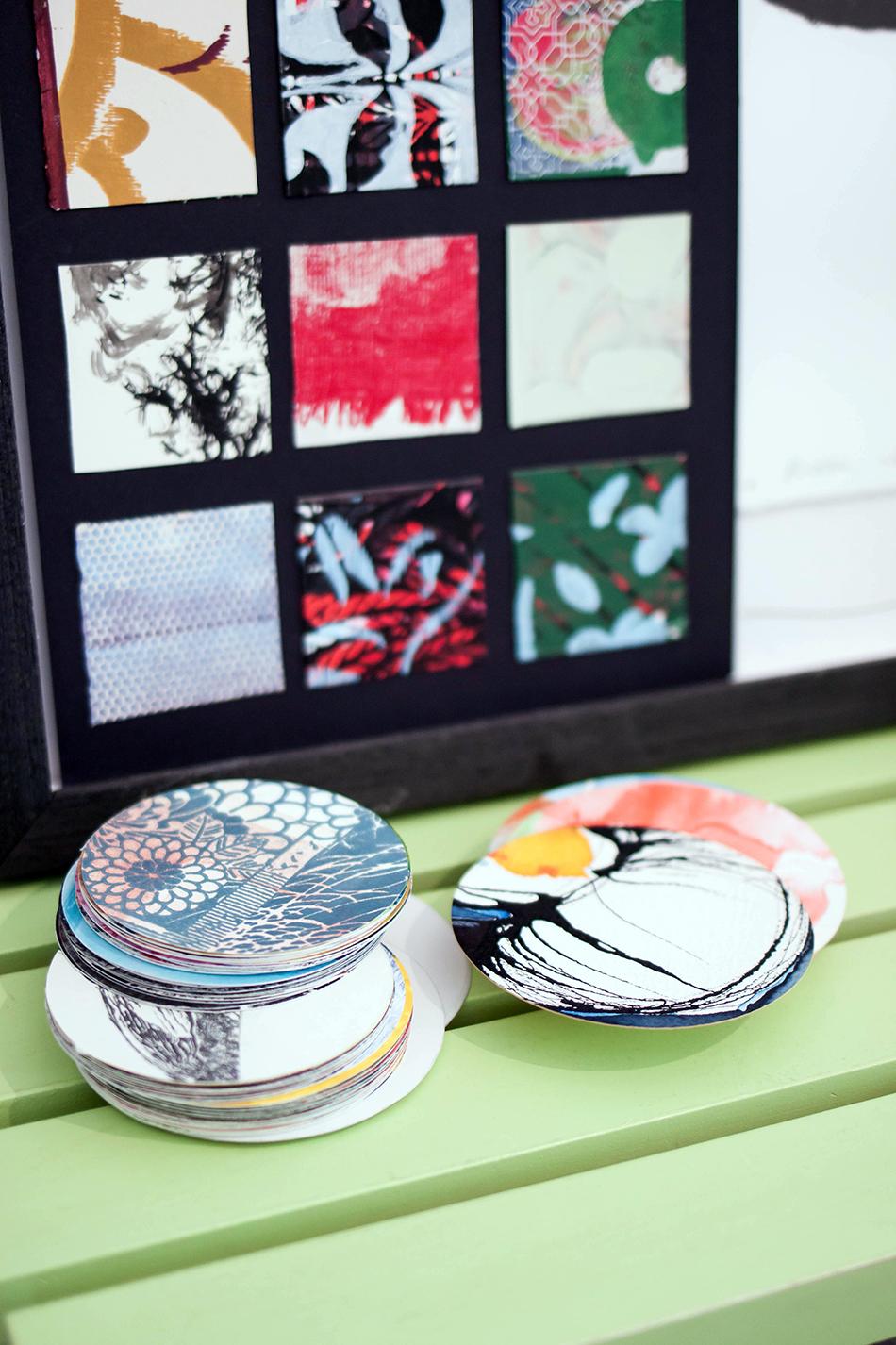 The Corner Store Gallery, Studio Visit with Sarah Montgomery