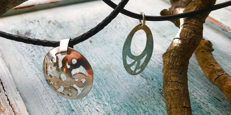 Sterling Silver Pendant Workshop - The Corner Store Gallery