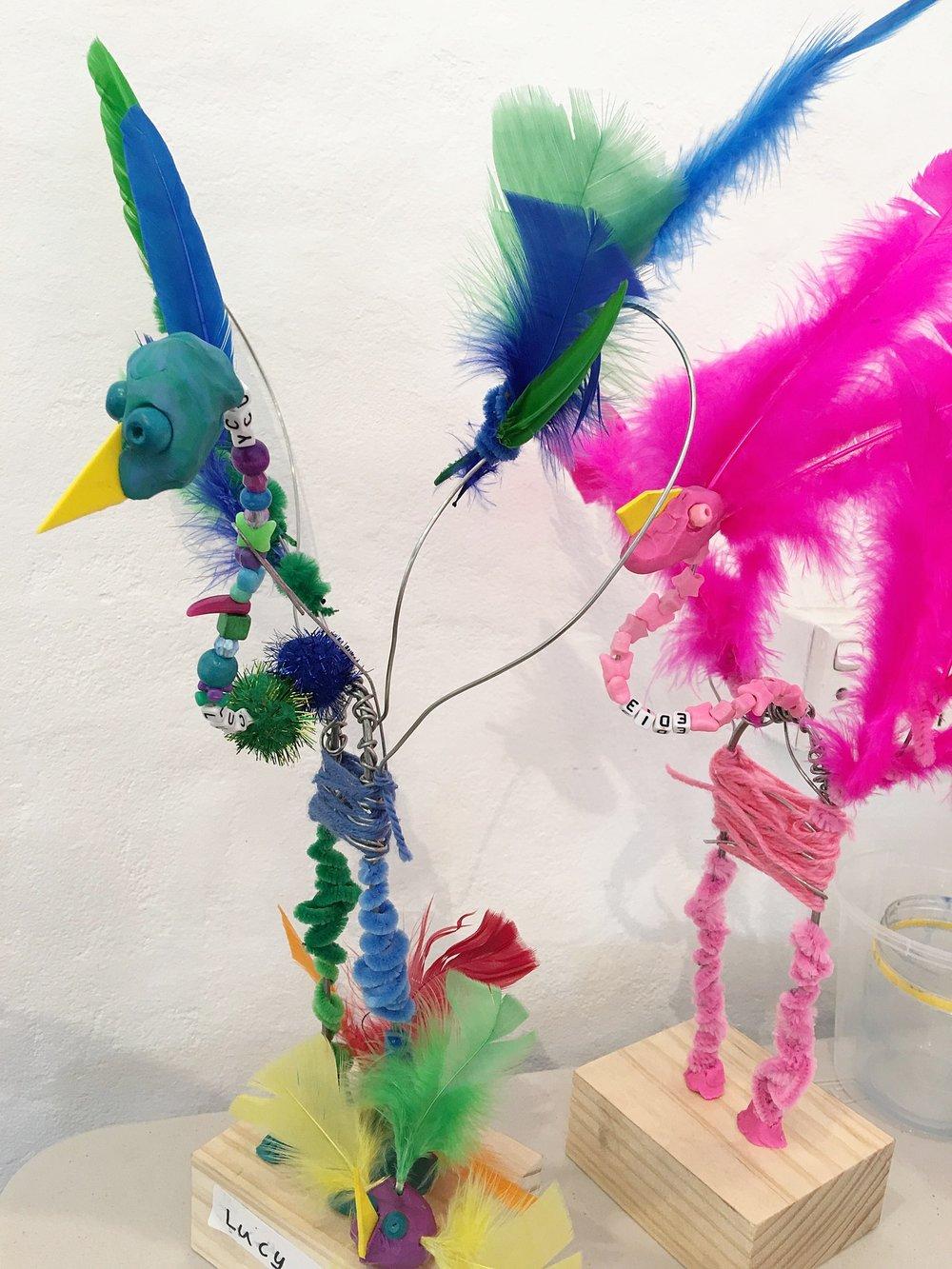The Corner Store Gallery - Kids Art Workshop