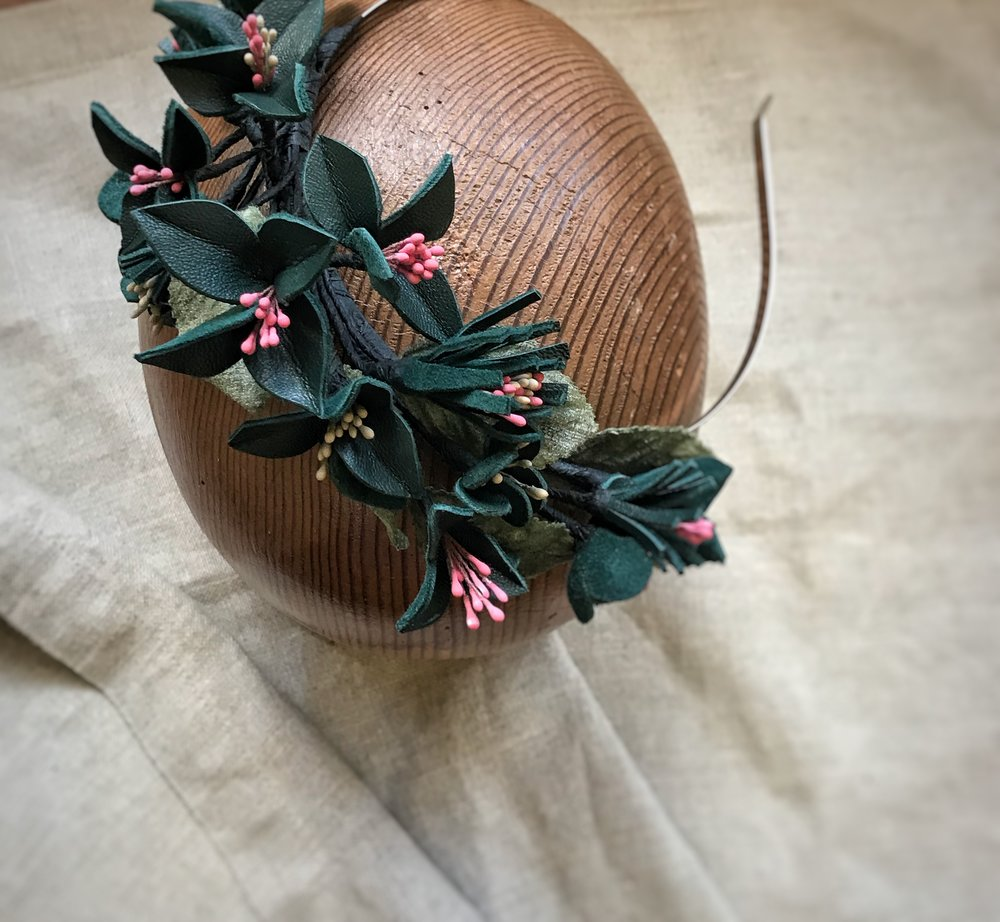 The Corner Store Gallery - Fiona Schofield Millinery