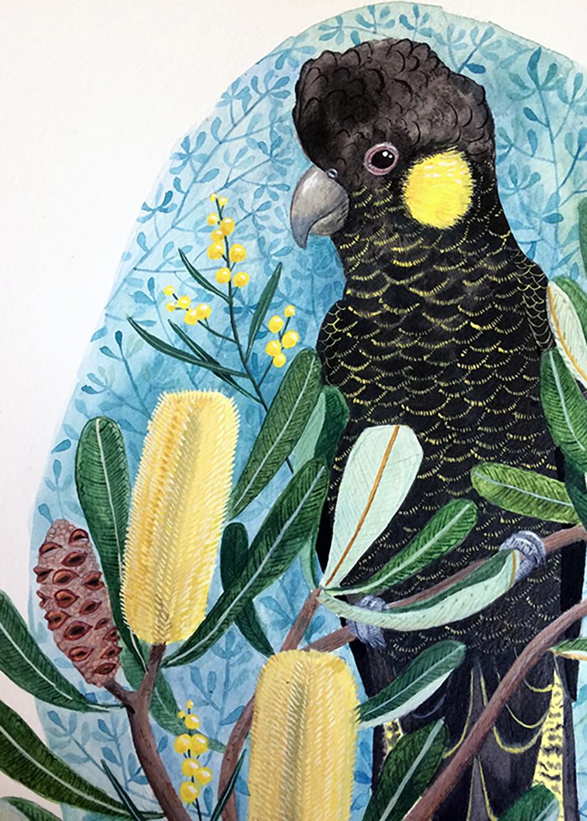 The Corner Store Gallery - Amelia Herbertson