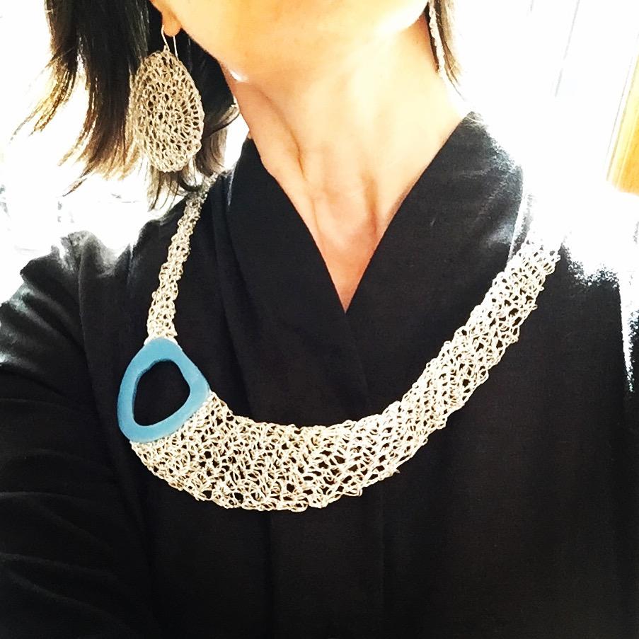 OMA Silverlace Jewellery - Rita Orsini
