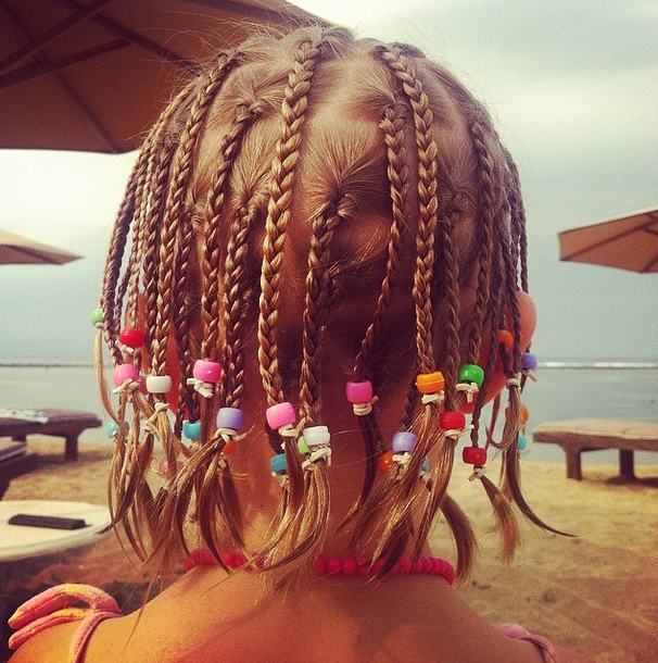 The must have bali braids for every girl going to Bali.