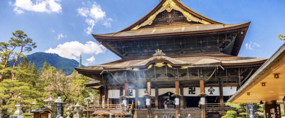Zenkoji Temple Nagano