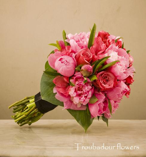 Peonies & Roses Bouquet