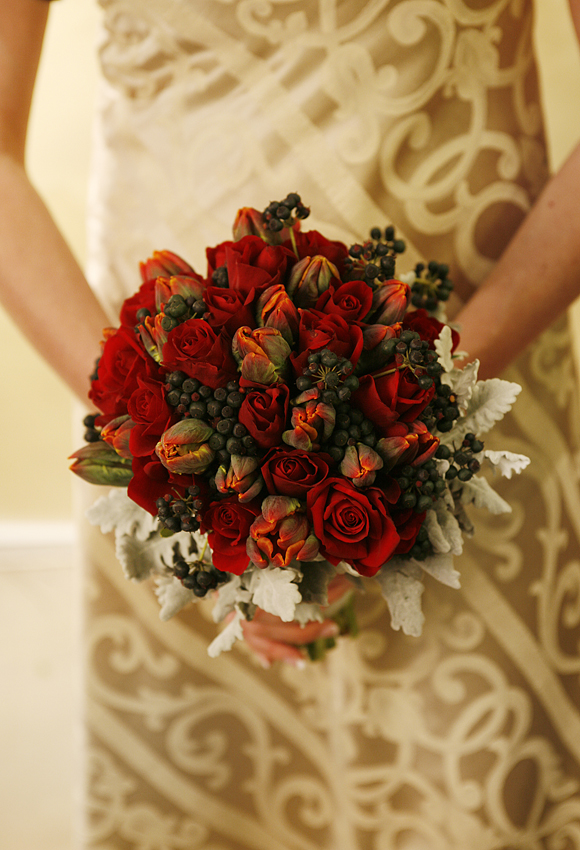 Rich and sumptuous Bouquet