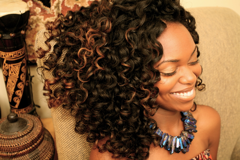 4A/3C Long Wavy/Curly Ringlets Set
