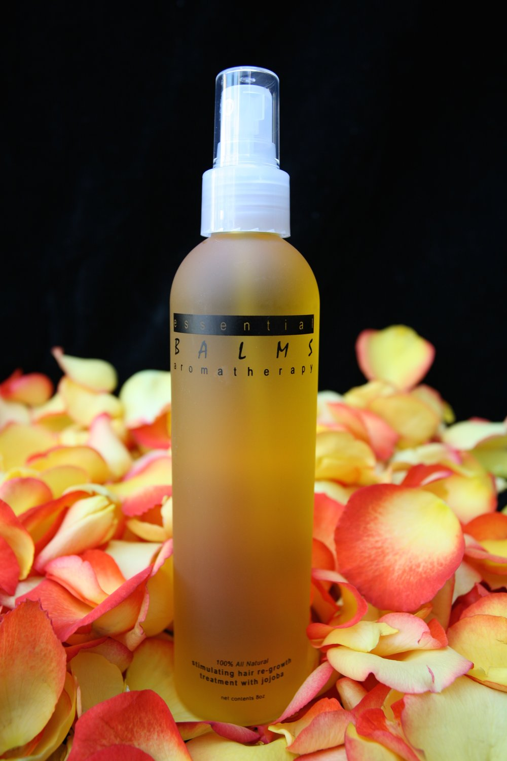 Natural Oasis Herbal Styling Oil