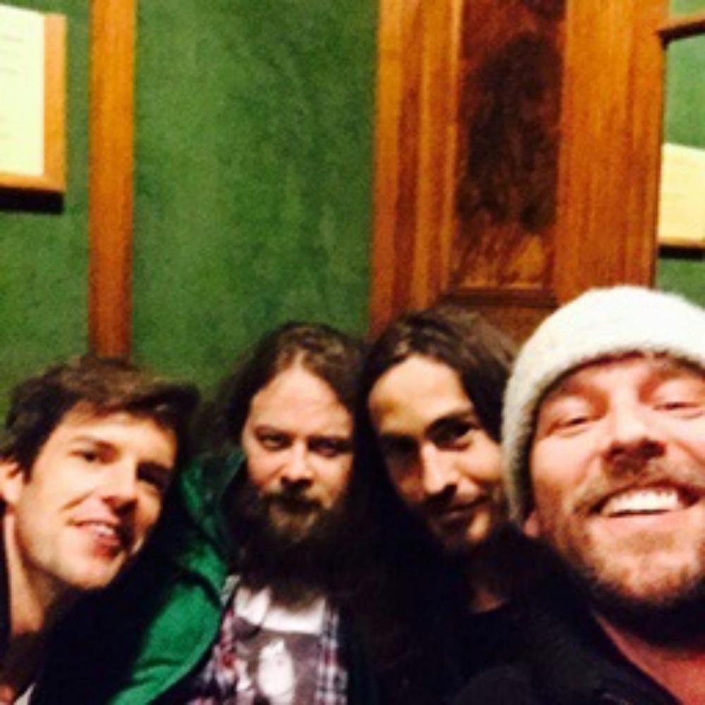 Brandon Flowers & band