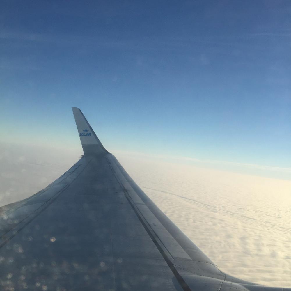 Off to Switzerland