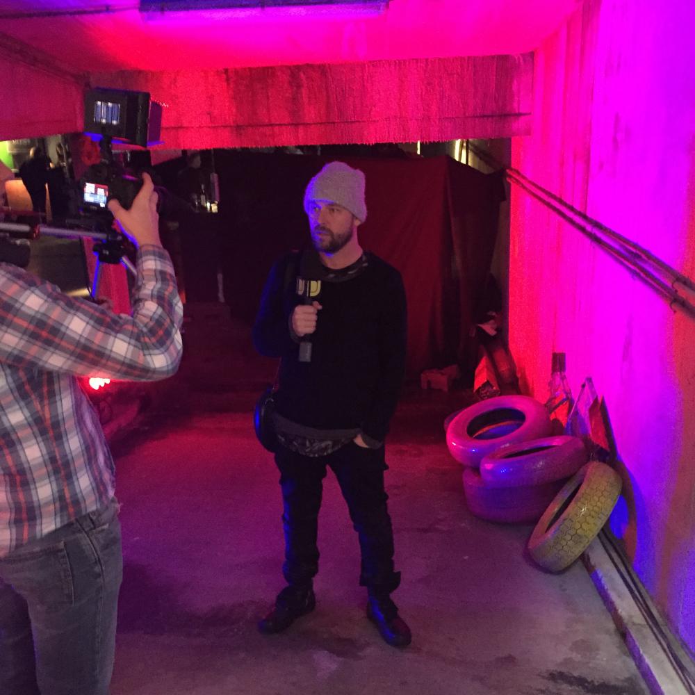 Interview DJ Sounds @ The Brunch Antwerp