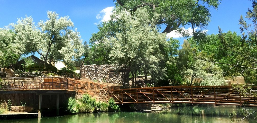 Sunrise Springs Spa Resort: Santa Fe, New Mexico - https://sunrisesprings.ojospa.com