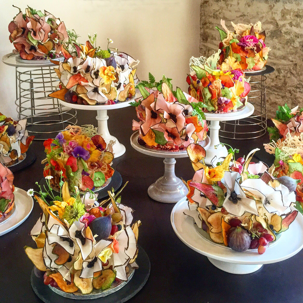 'Fresh & Wild'Cakescape