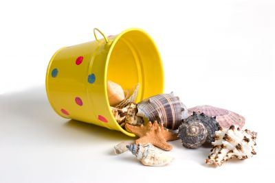 For more shell crafts click here
