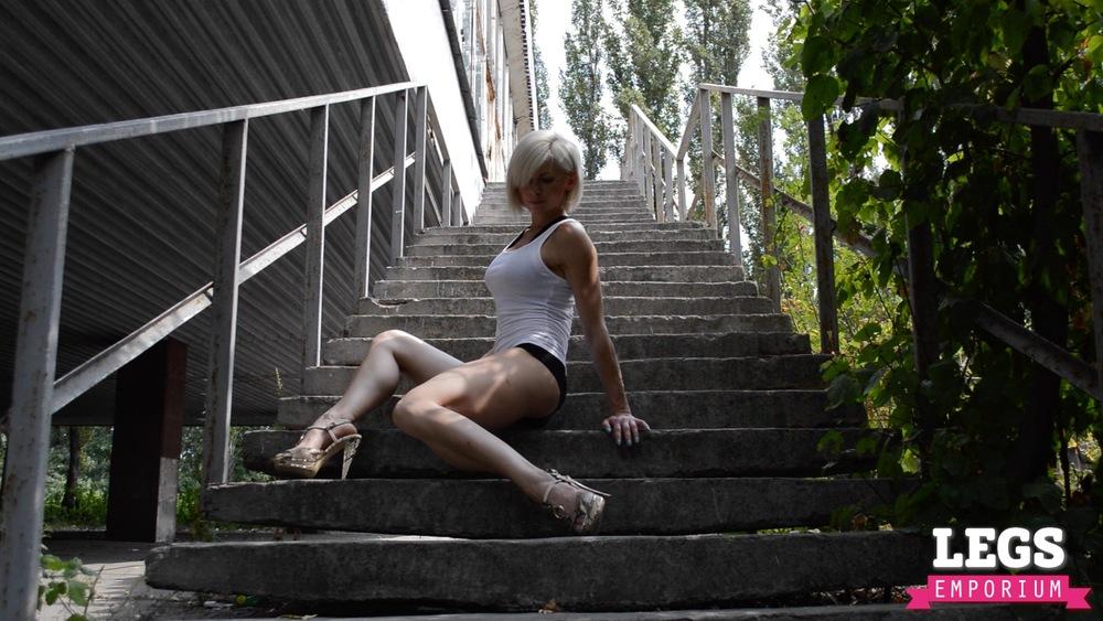 Olga V. - Stairway to Fitness Leg Heaven 5.jpg