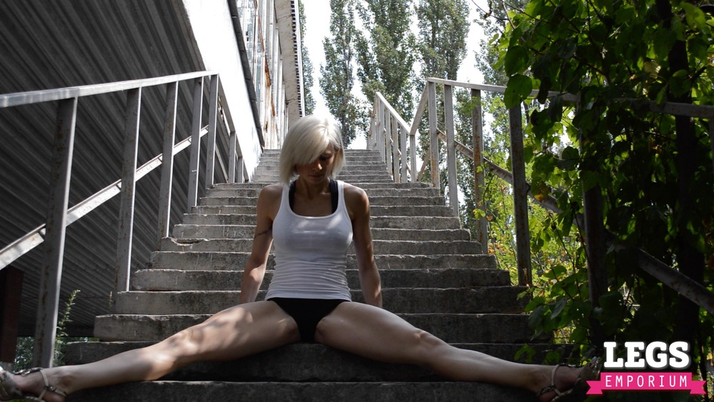 Olga V. - Stairway to Fitness Leg Heaven 4.jpg