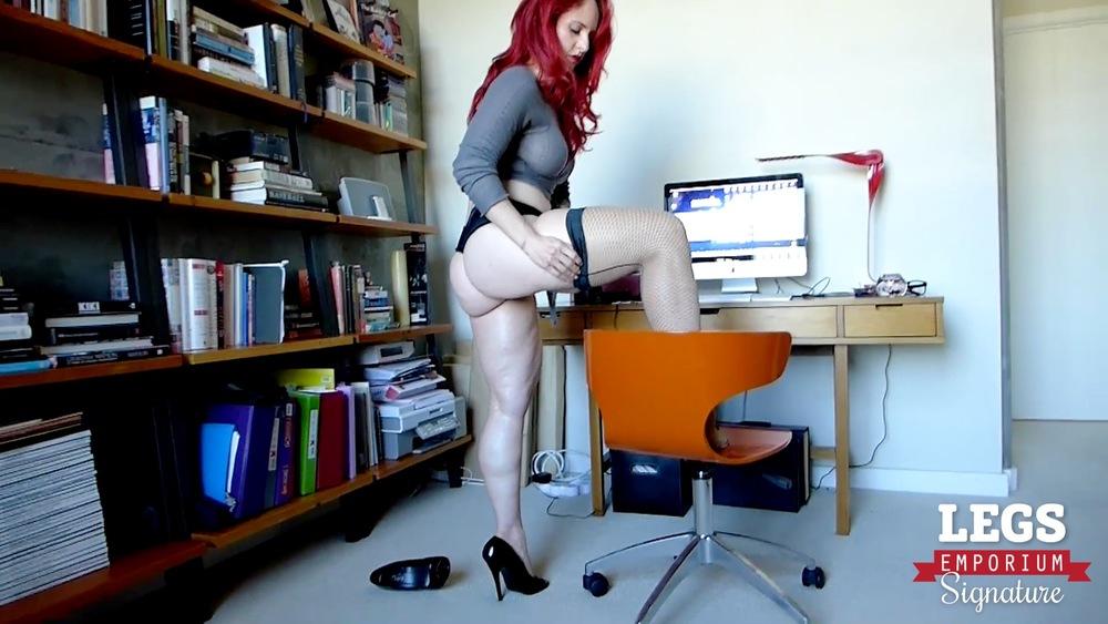 Andrea Rosu - Fishnet Stockings Legs Fetish 1 5.jpg