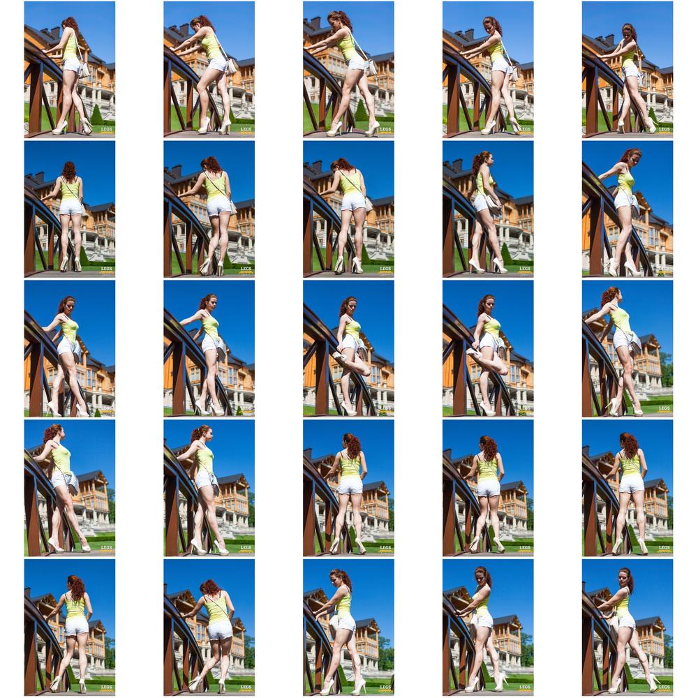 Anastasia - Outdoors Muscular Calves Fun 1.jpg