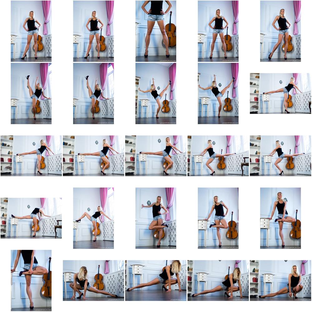 Cheerleader - Long Legs, Denim, and Flexibility 1.jpg