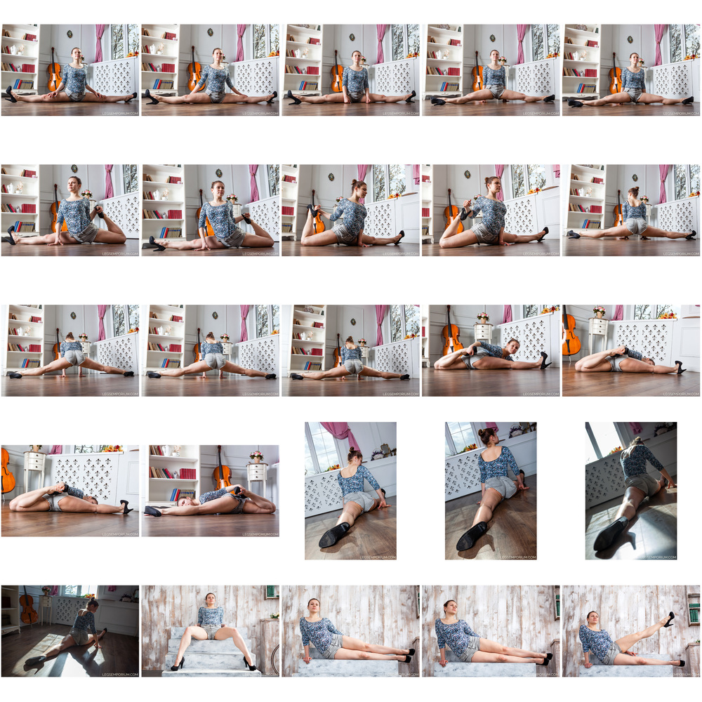 YE - Bendy and Flexible, Ballerina Delight 1.jpg