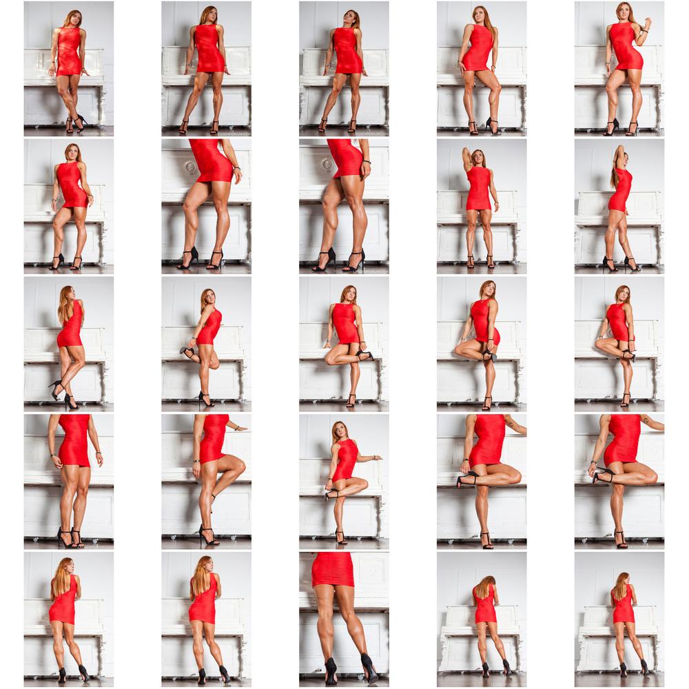 Alena C - Red Dress Pin-Up Legs 1.jpg