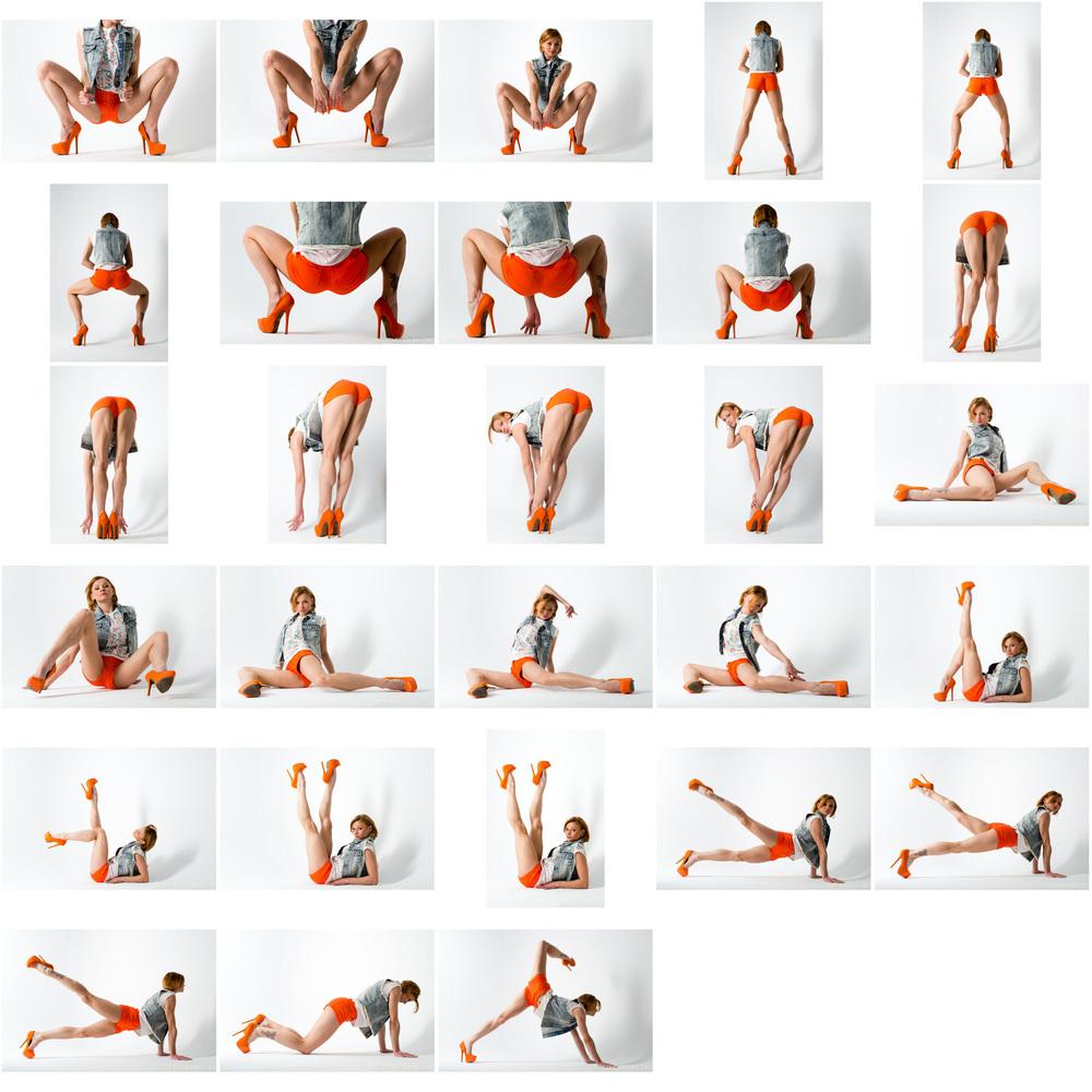 Kaylee - Great Legs in Orange and Flexibility 2.jpg