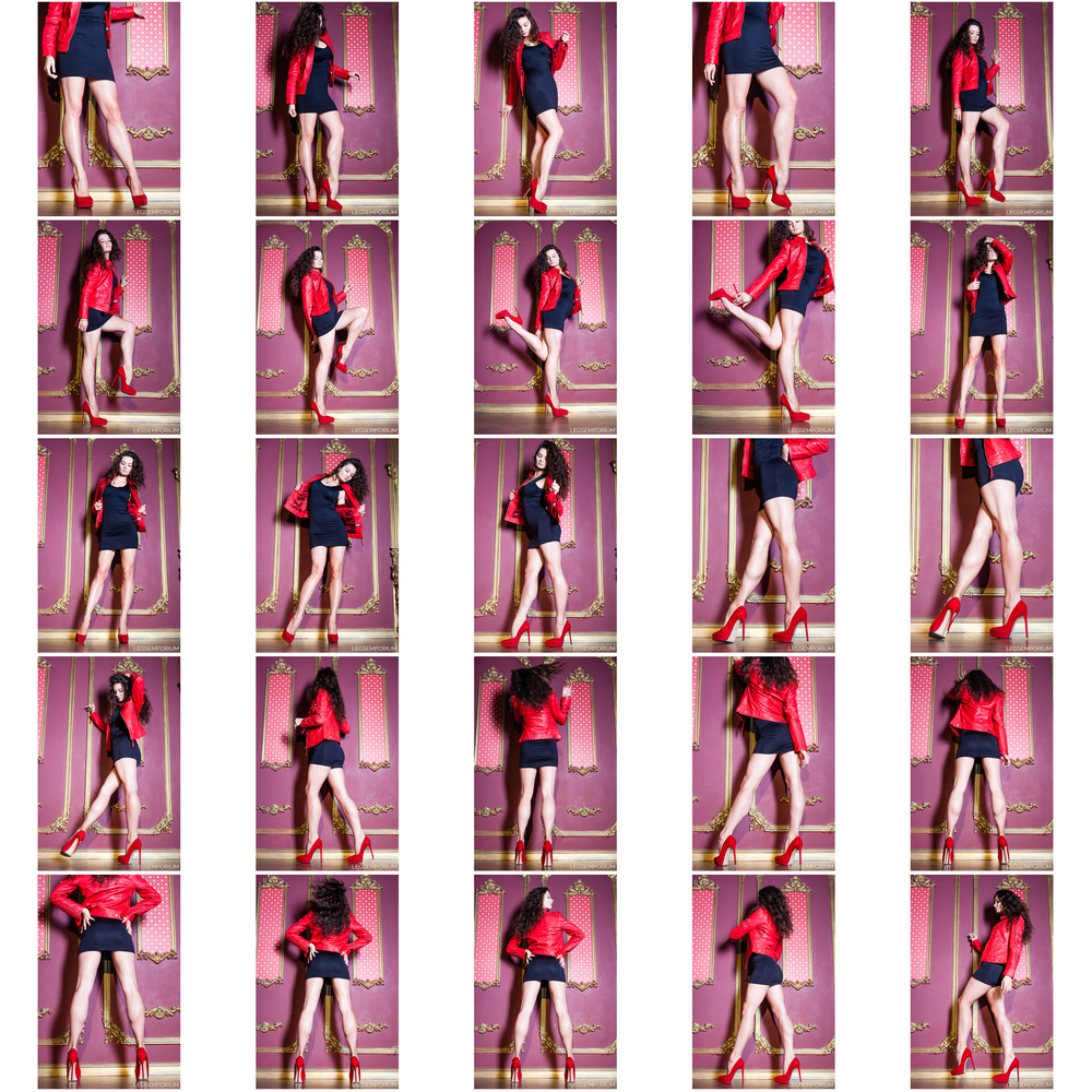 Elena - Stilettos and Leather, Bare Legs Treasure 1.jpg