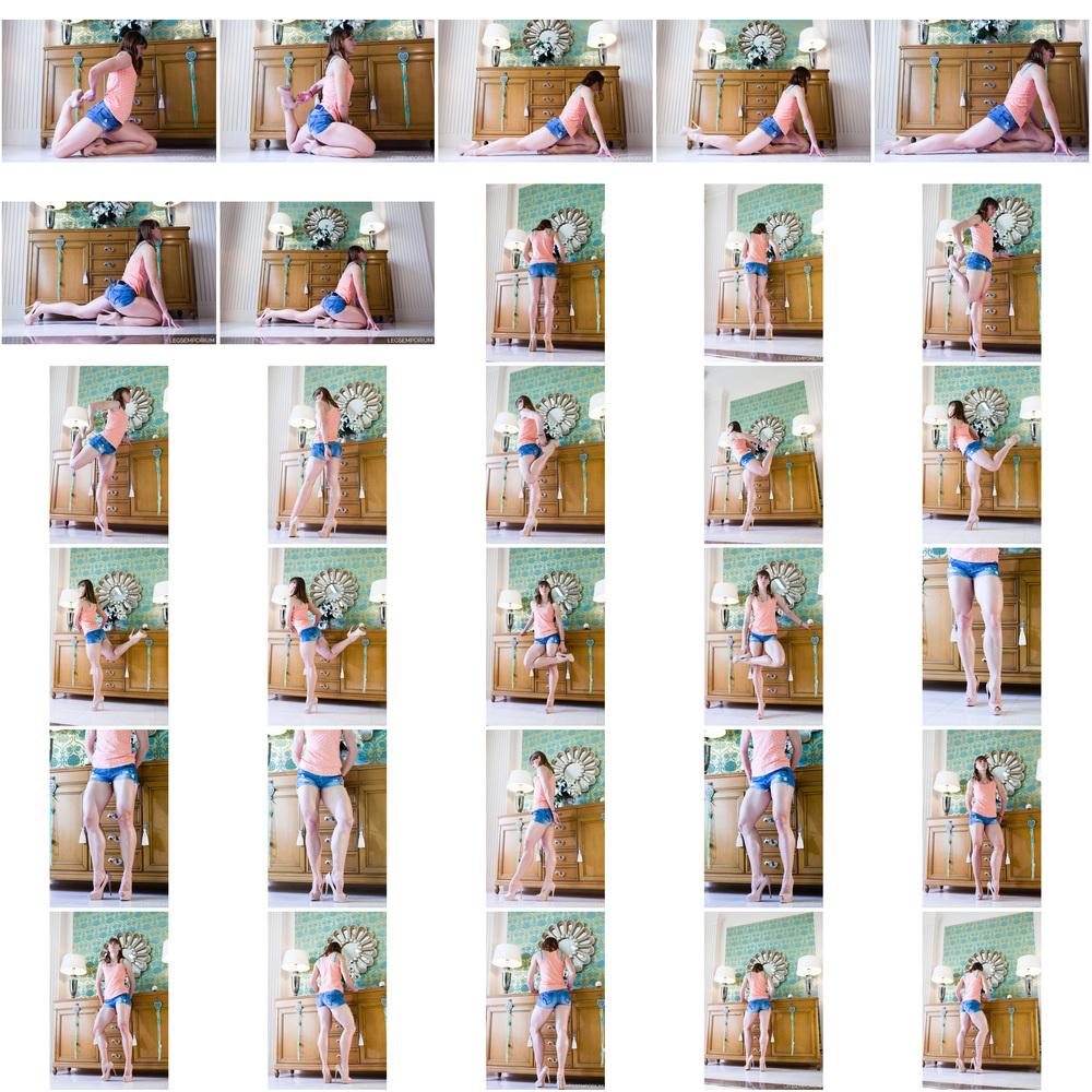 Maria - Denim Shorts and Leg Muscles 3.jpg