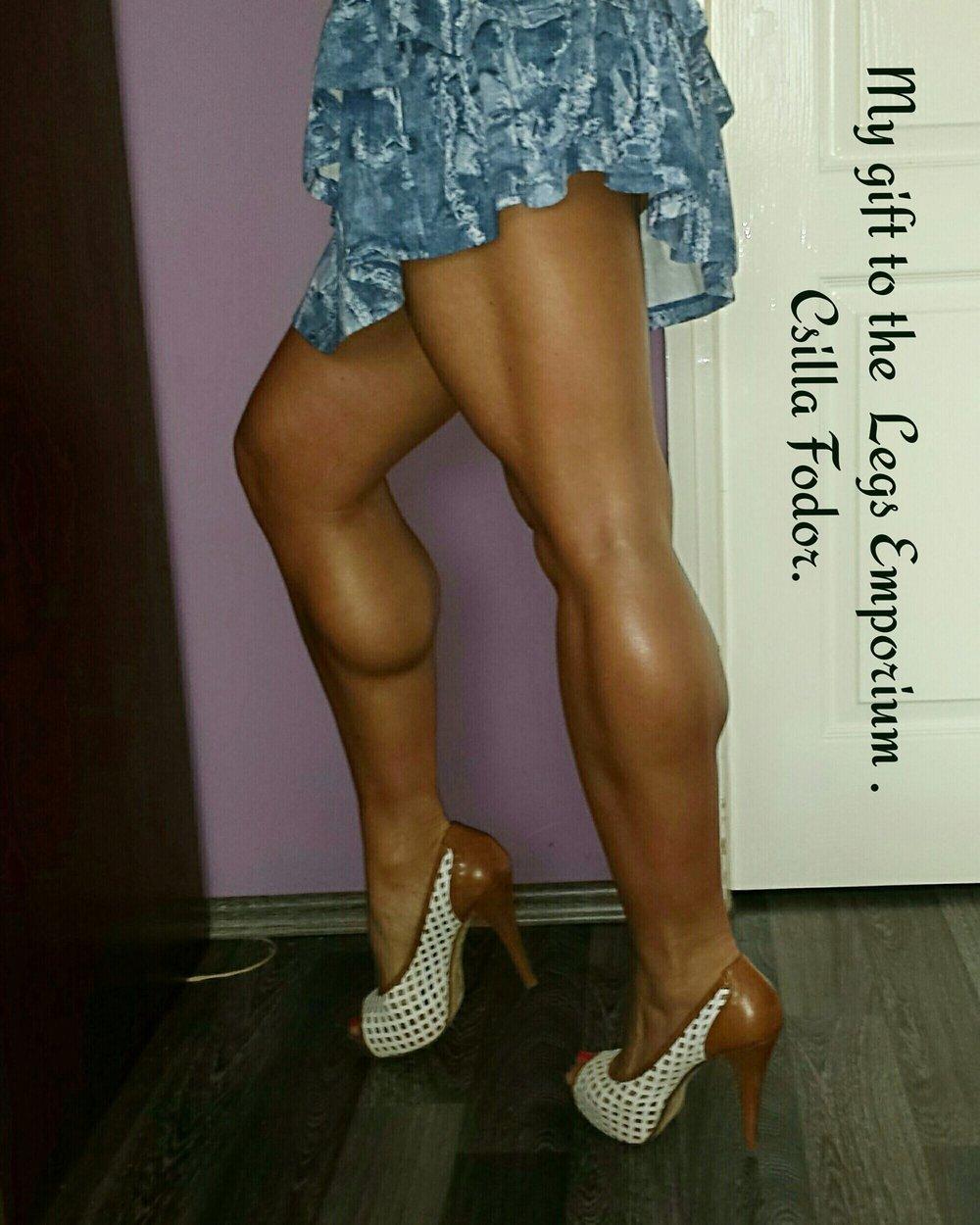 Csilla_Fodor_Gift_to_Legs_Emporium