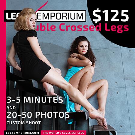 Double Crossed Legs