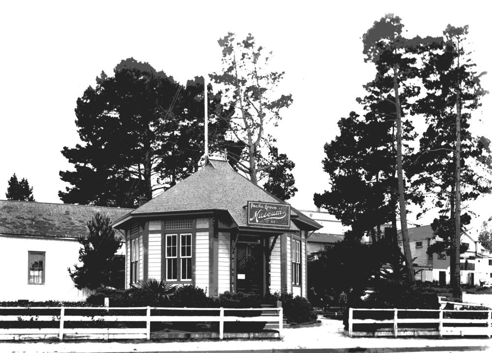 The original Museum opened in 1883