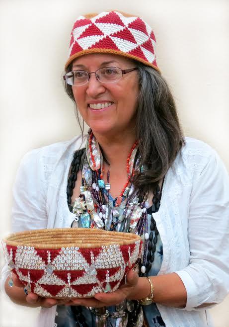 Linda Yamane, Ohlone Basketweaver