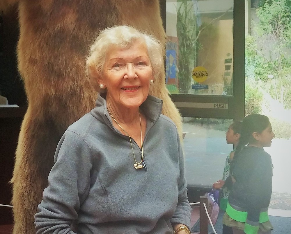 Volunteer of the Month Diane Watson