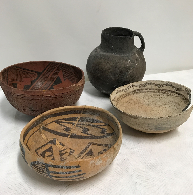 ancient ceramics manufacturing
