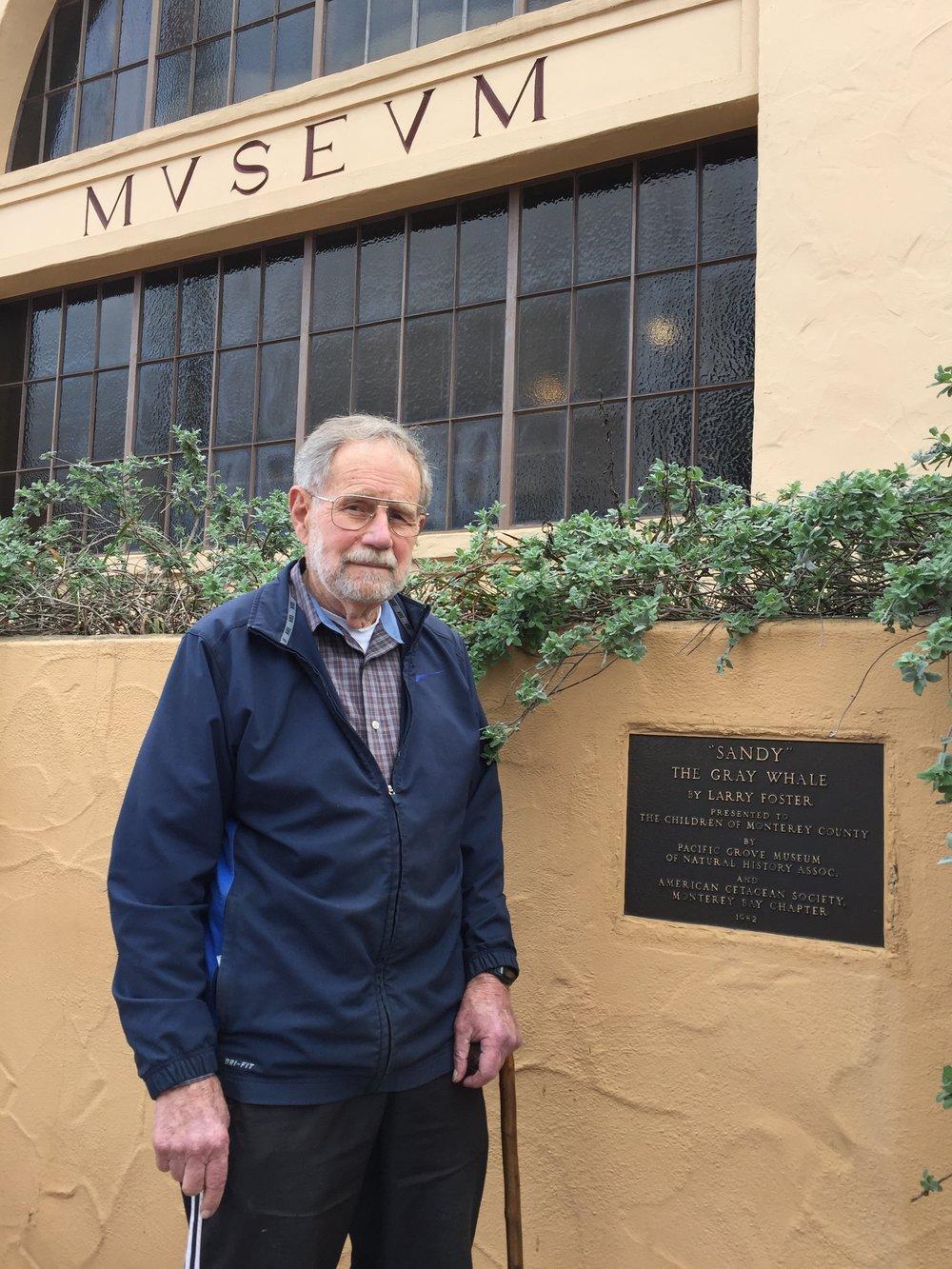 Vern Yadon - Museum Director and Curator Emeritus