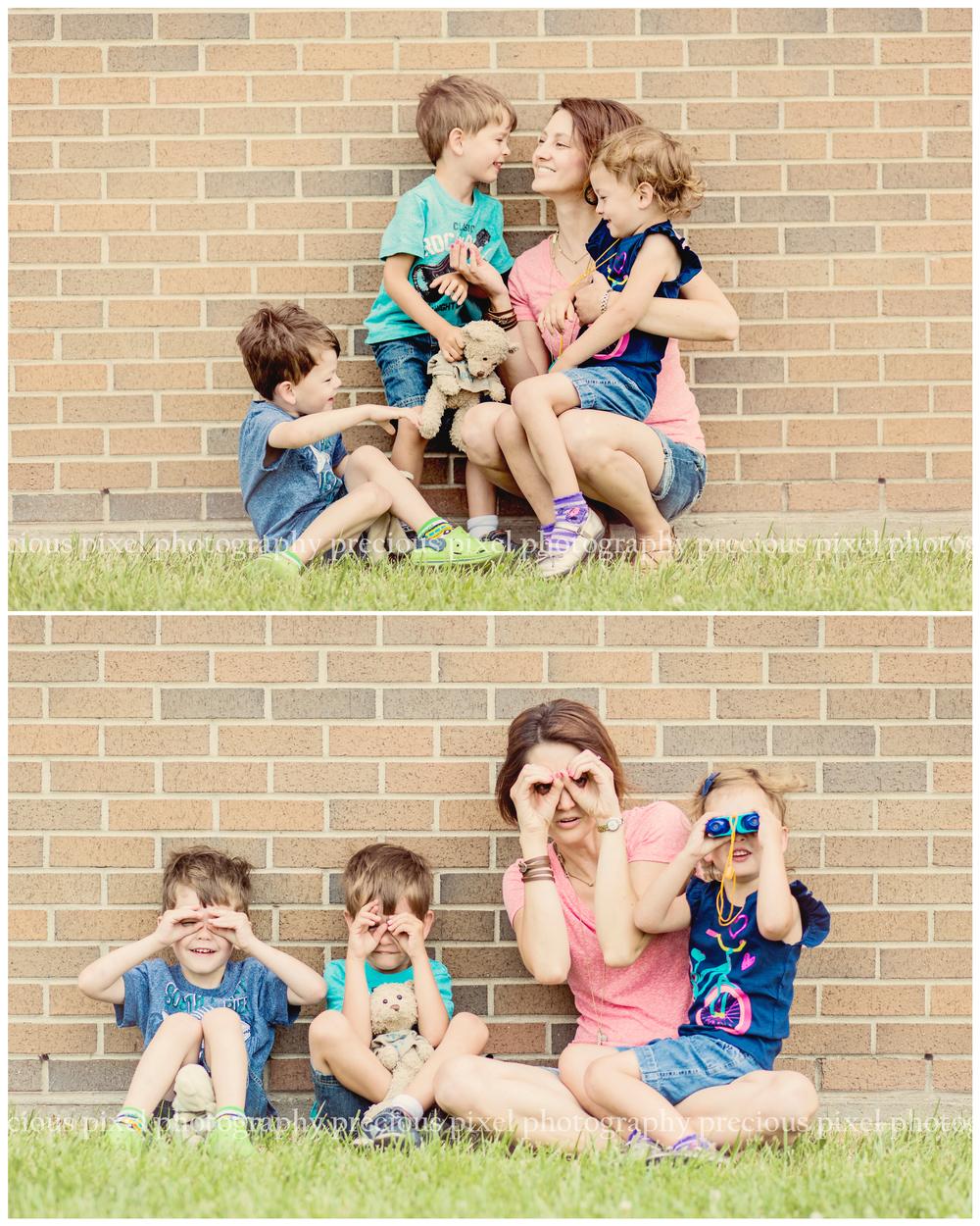 Monroe MI Family Photographer