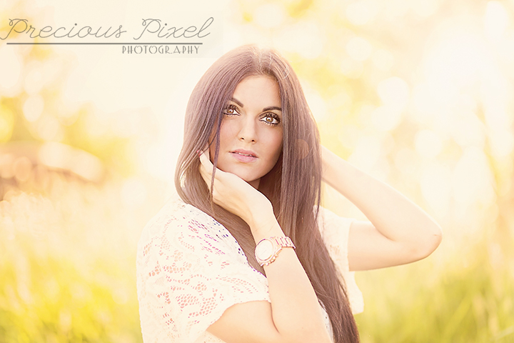 South East MI Photographer, Senior Portrait, Sterling ST Park Monroe MI
