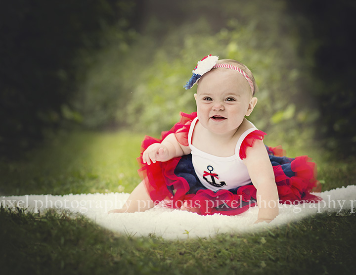 9 Month Old Portraits