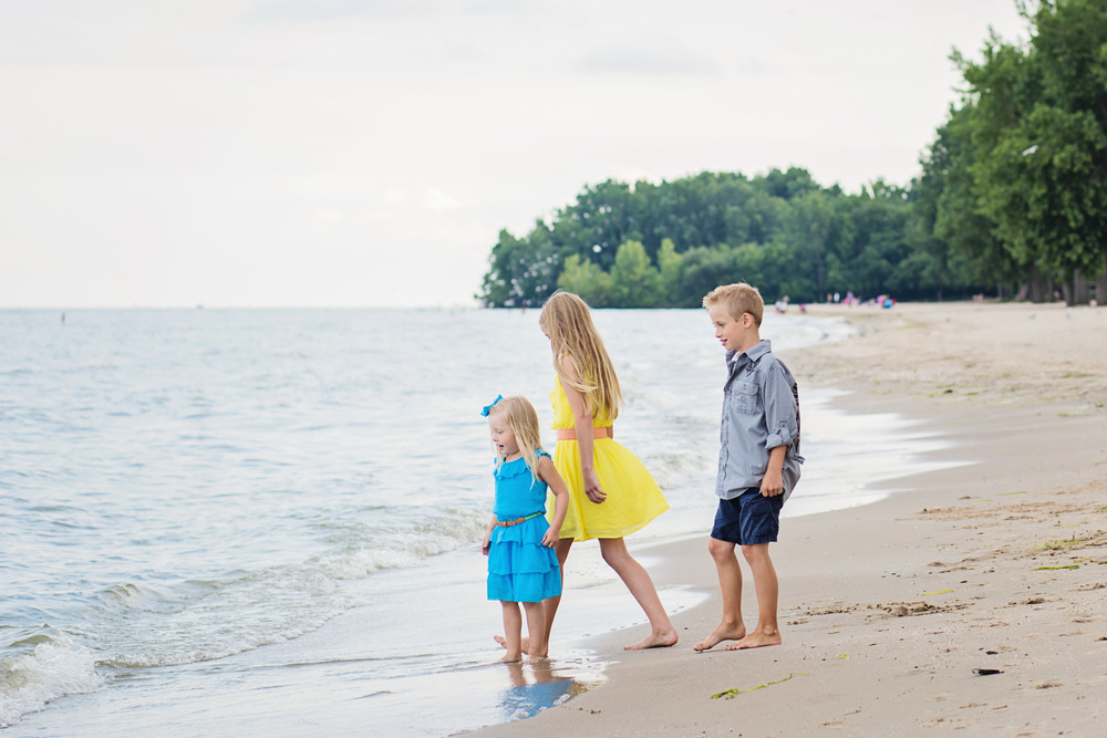 beach photos, Monroe MI photography, family photographer, precious pixel photography