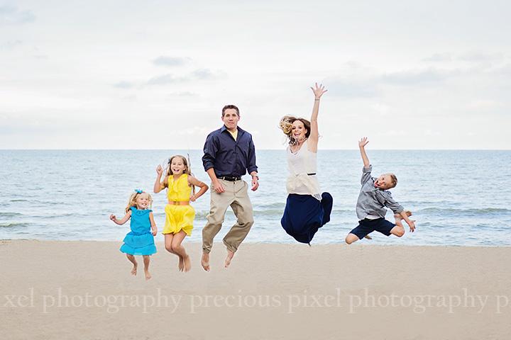 beach photos, Monroe MI photography, family photographer, precious pixel photography