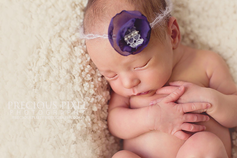 newborn photographer, Michigan, precious pixel photography, baby photo