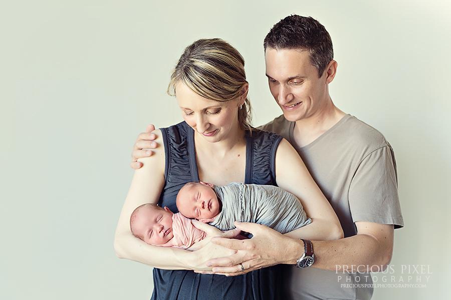 newborn twins photography, Detroit Michigan newborn photographer, Precious Pixel Photography, baby photos, pictures,