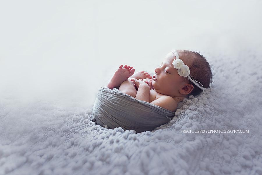 newborn photography, Detroit MI Newborn photographer, baby photo, precious pixel photography,