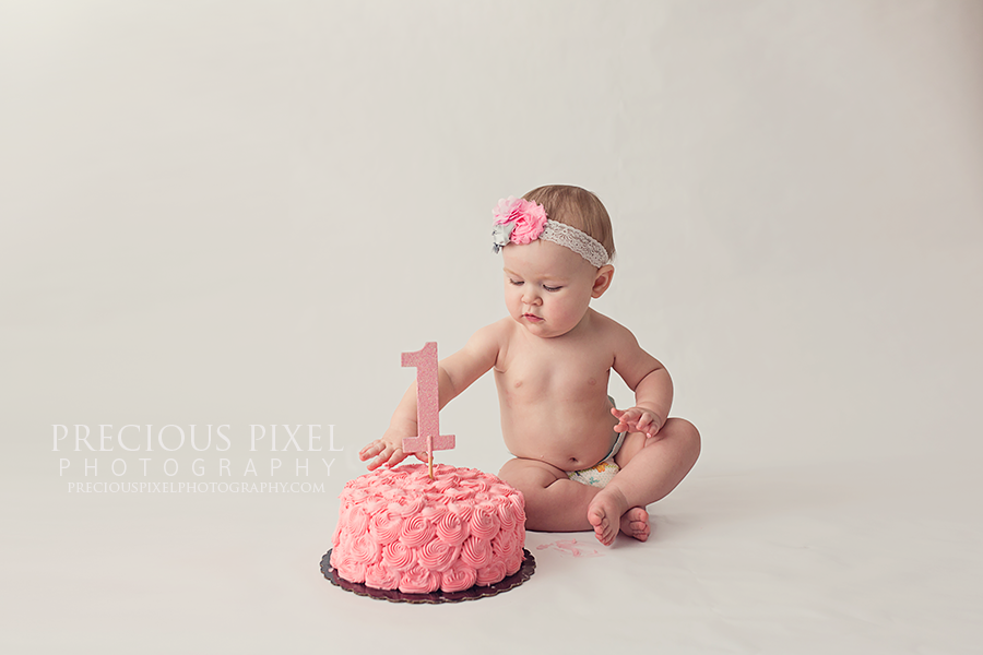Precious Pixel Photography, Detroit Michigan photographer, baby pictures, Smash Cake, family photographer mi,  Rose Jesky, photography,baby, portrait studio, Down River, 2